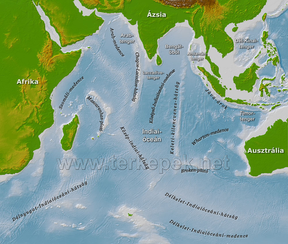 india domborzati térkép Indiai óceán domborzati térképe india domborzati térkép